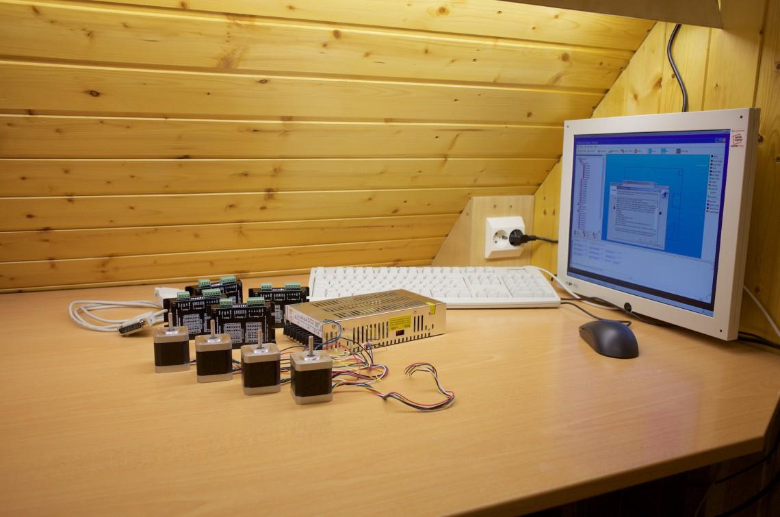 Longs Motor CNC kit