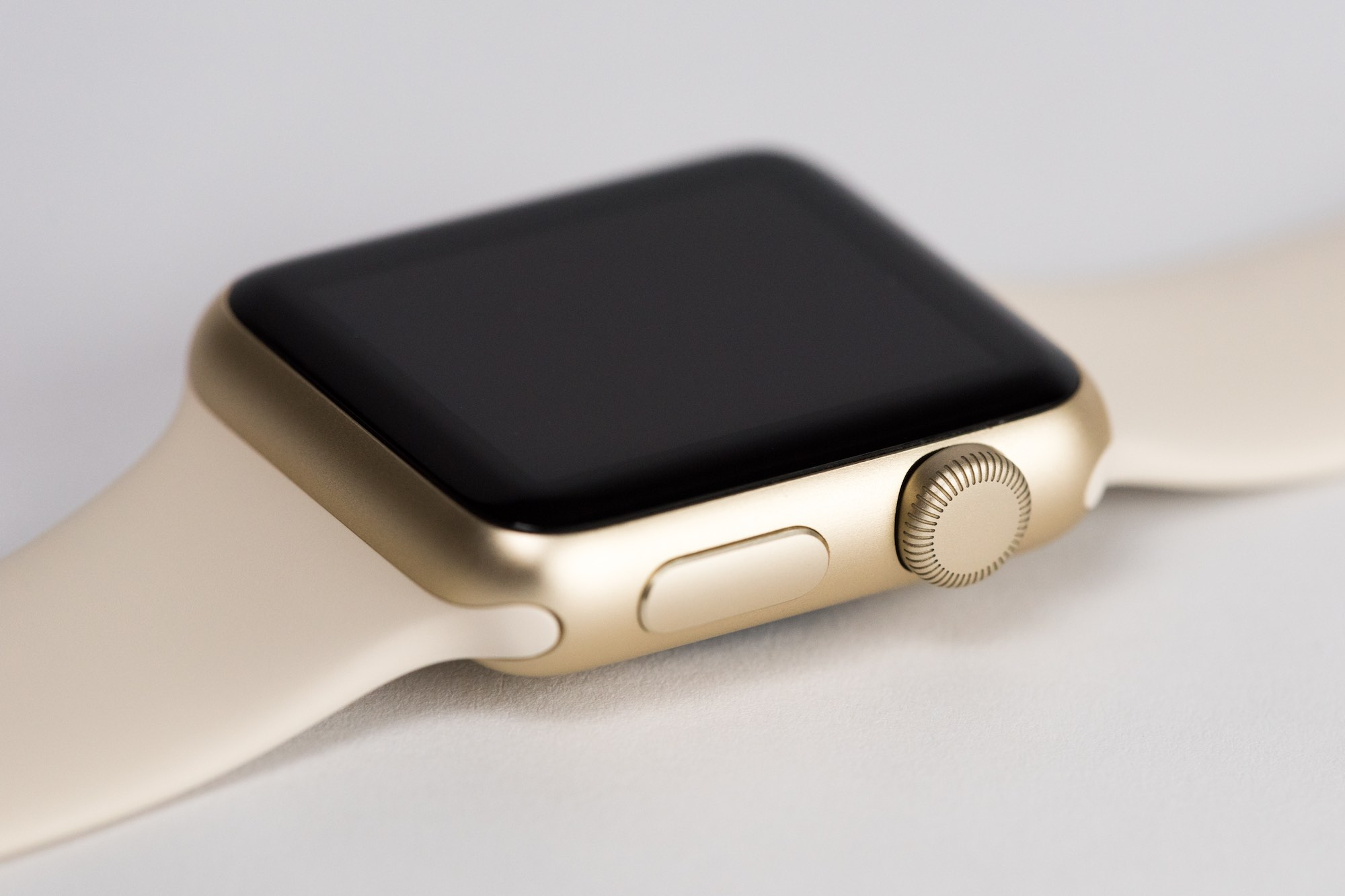 Apple Watch Quality Detail Digital Crown