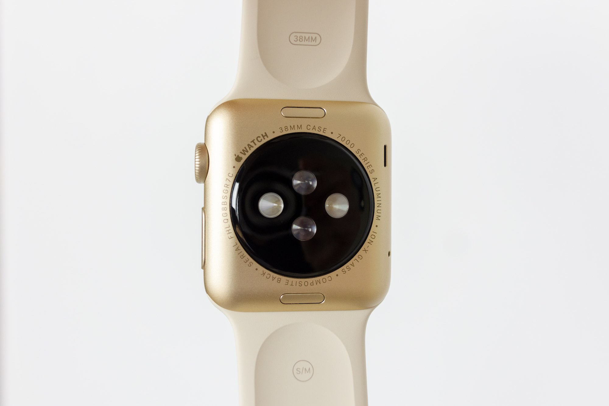 Apple Watch Rear Case Heart Rate Sensor