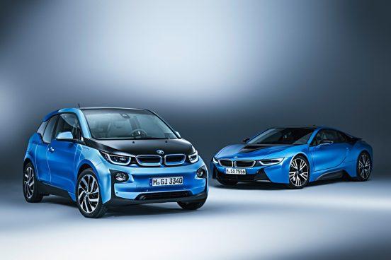 BMW i3 Update 2016