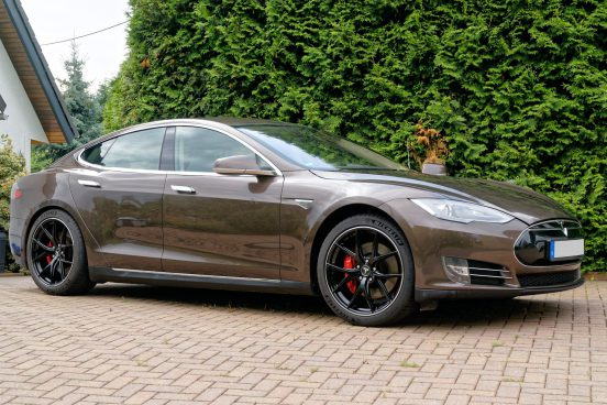 "Tesla Model S 20"" Wheels"